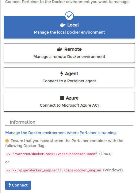 Implement Docker & Portainer – KimConnect com