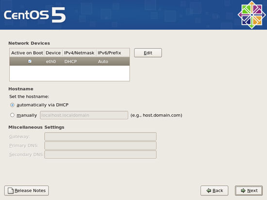 CentOS 5 1 Server Setup Notes – KimConnect com