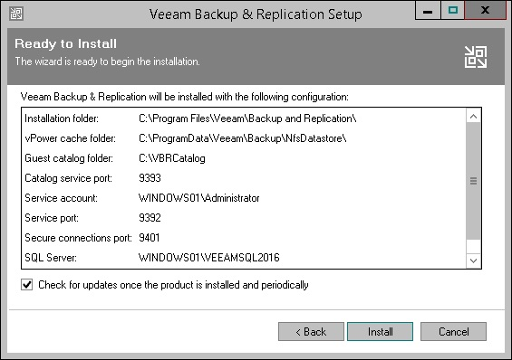 Overview of Veeam Backup and Restore – KimConnect com